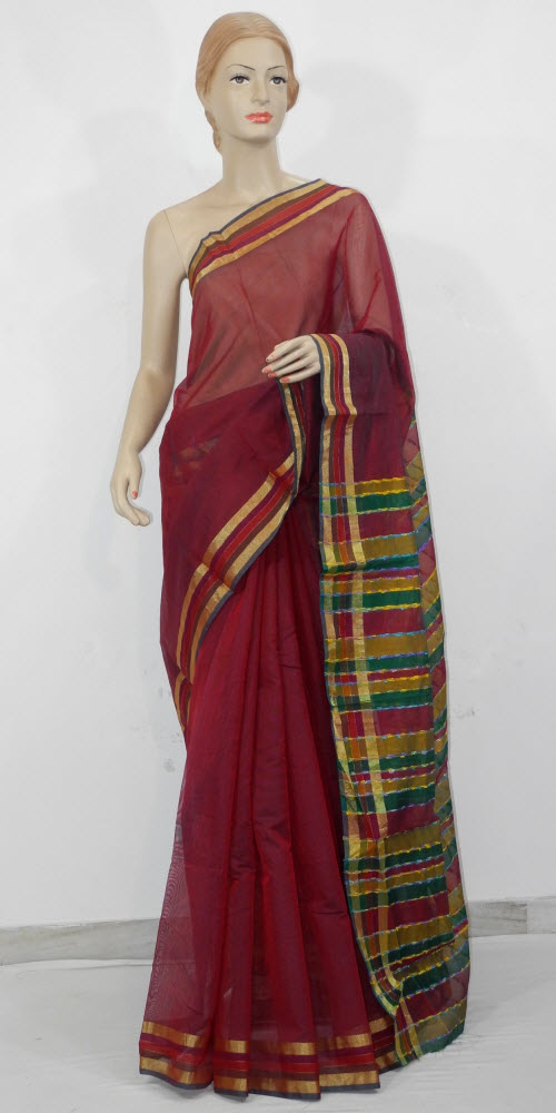 Kanchi Pattu Art Silk Saree 11349